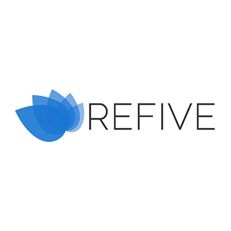 refive